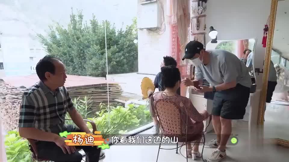 杨妈回忆汶川地震场景,杨迪:联系上不上你们,都打算去找舅舅了