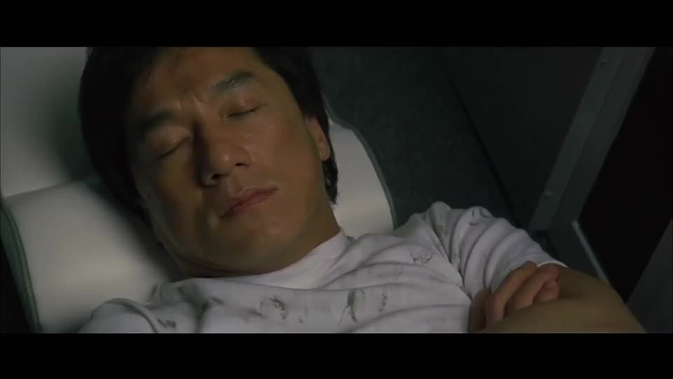 成龙大哥假装睡着,舒淇这一个举动暴露人品!