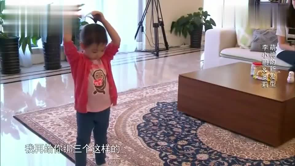奥莉都说中文,李安琪却全程坚持说英文!这是中国综艺知道吧?
