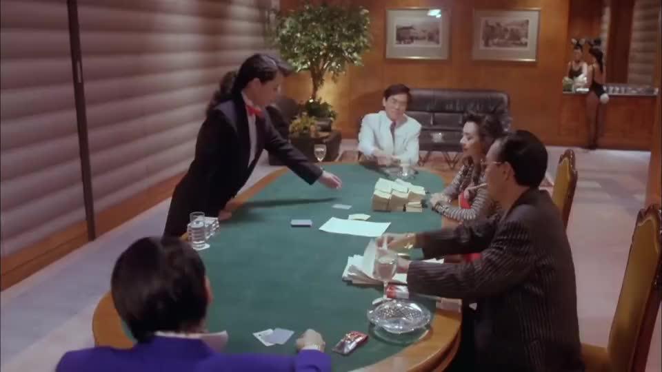 黄百鸣不愧是大老千,和泰迪罗宾上演世纪赌局,赢得太爽了!
