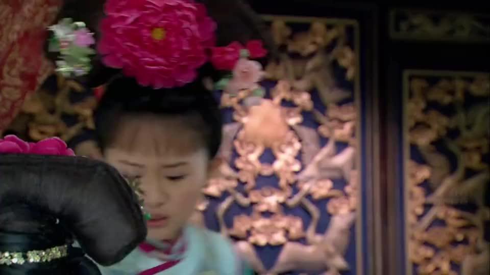 还珠格格:金锁得知紫薇挨了一刀,立马不高兴了,要找小燕子算账
