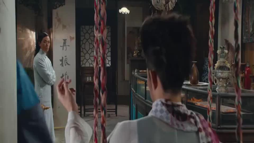 道士下山:林志玲来道观上香遇到了范伟,他被迷住了