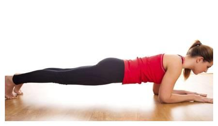 瑜伽瘦肚子,四个体式燃脂减肥练出小蛮腰