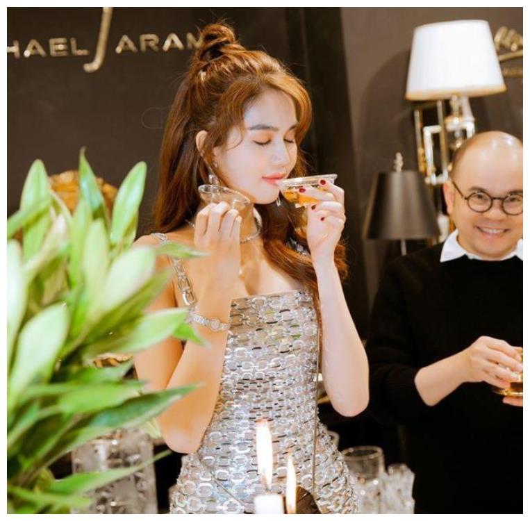 陈氏玉贞:本是一位精灵般漂亮的女星!却在戛纳红毯上毁了自己