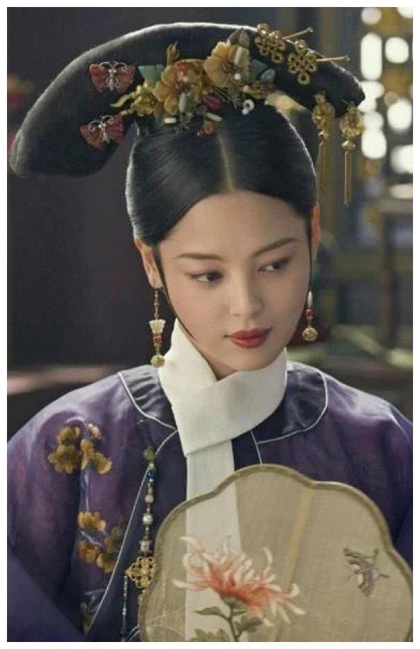 《如懿传》原著中金玉妍最爱的人不是皇上,而是送她进宫的王爷