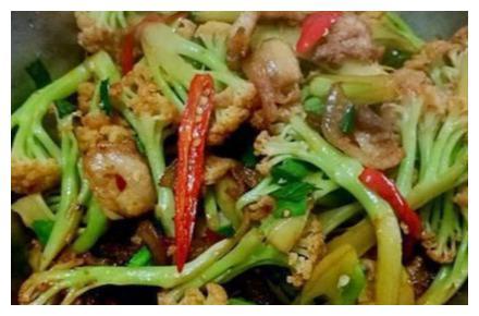 粉丝蒸茄子,干锅花菜,胡萝卜烩山药这几道家常菜的做法