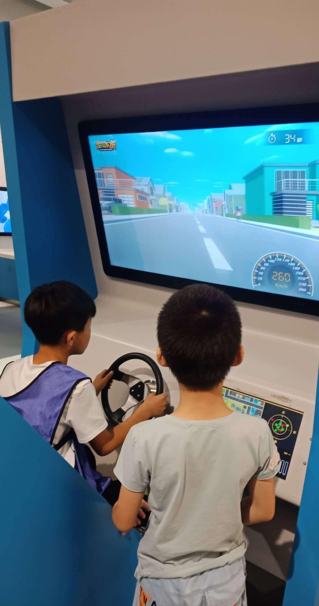 单县科技馆,孩子增长见识学习知识的好地方