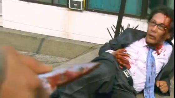 警察与黑社会结拜兄弟,临死前才看到对方真实的一面