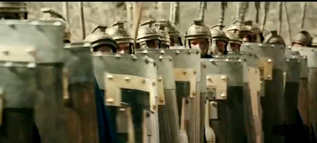 霍安带领西域36国团结御敌 护我大汉王朝