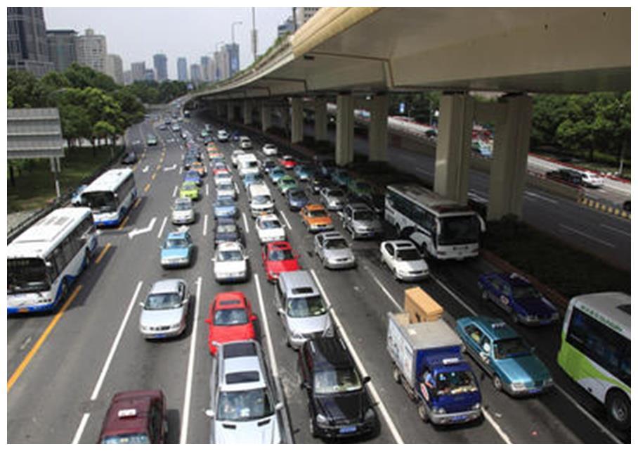 上海公安局:调整部分道路交通管理措施