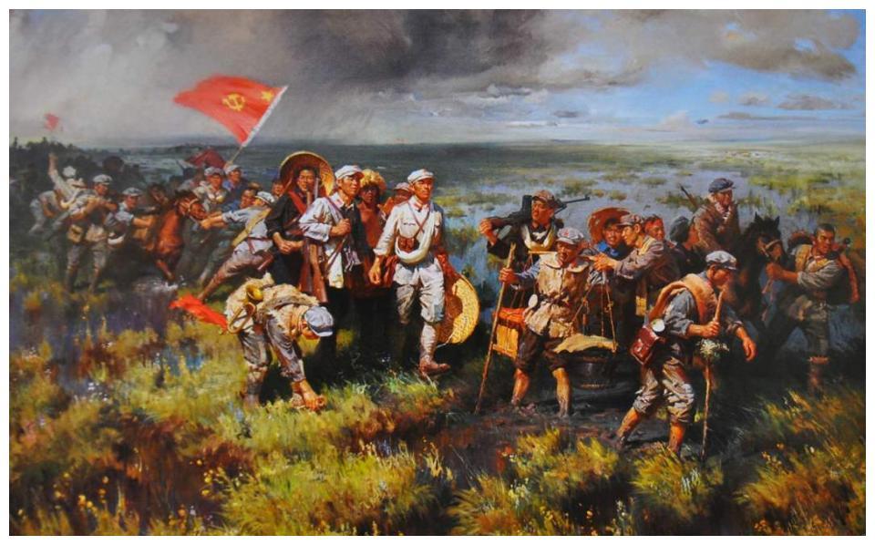 被列入西点军校教材的四渡赤水河战役,有何过人之处?国军跑断腿