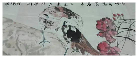 国家一级美术师任晓华