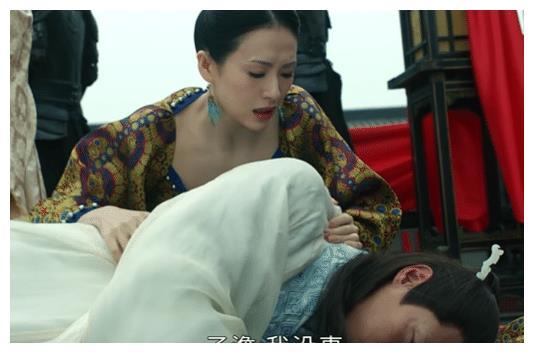 《上阳赋》初恋子澹欲争皇位,亲夫萧綦独揽兵权,王妃该何去何从