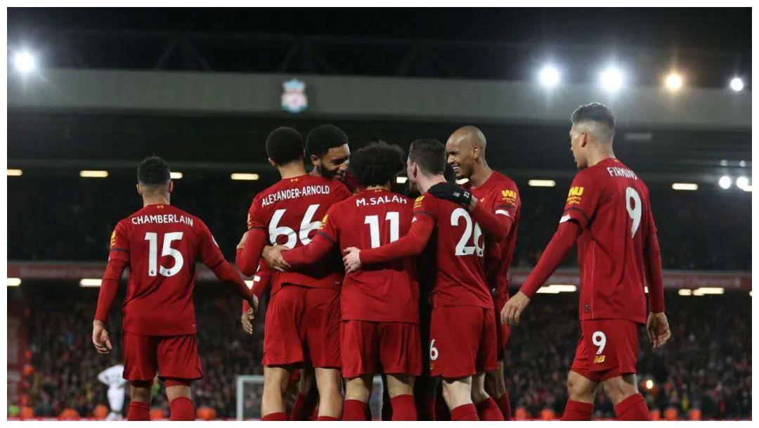利物浦打谁都不太稳!阿利松联赛欧冠缺席!红军要凉了!