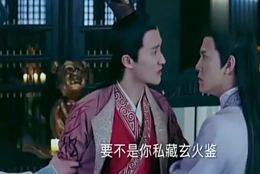 青云志:男人得理不饶人,结果被美女一句话噎住,真是大快人心!