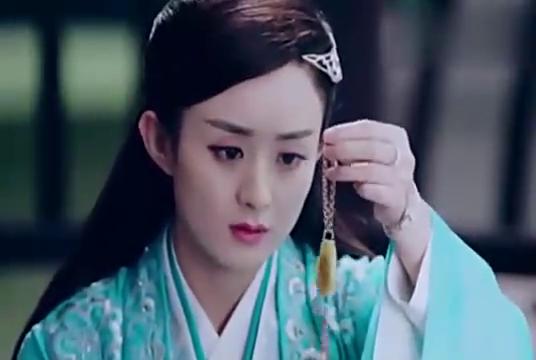 青云志:碧瑶忘情,竟连定情信物都不认识了,毒公子运气真不错!