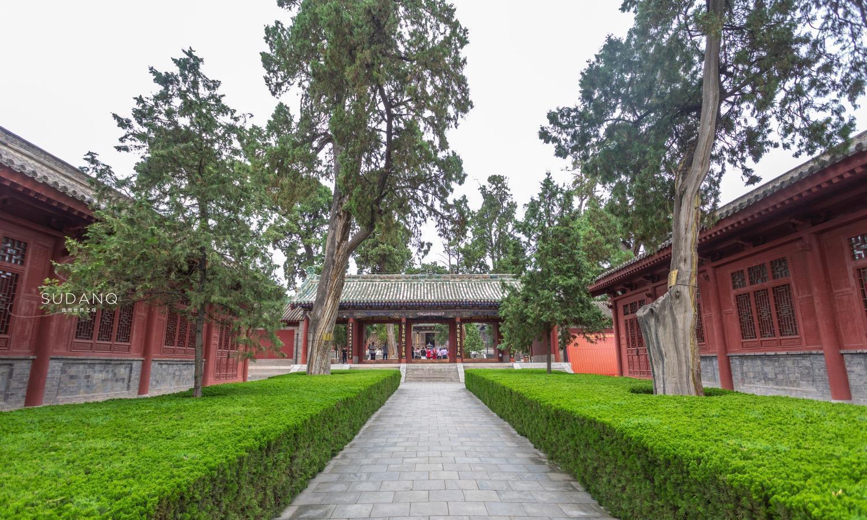 甘肃这个地方很多人没去过,藏有明代伏羲庙,其规模为国内最大
