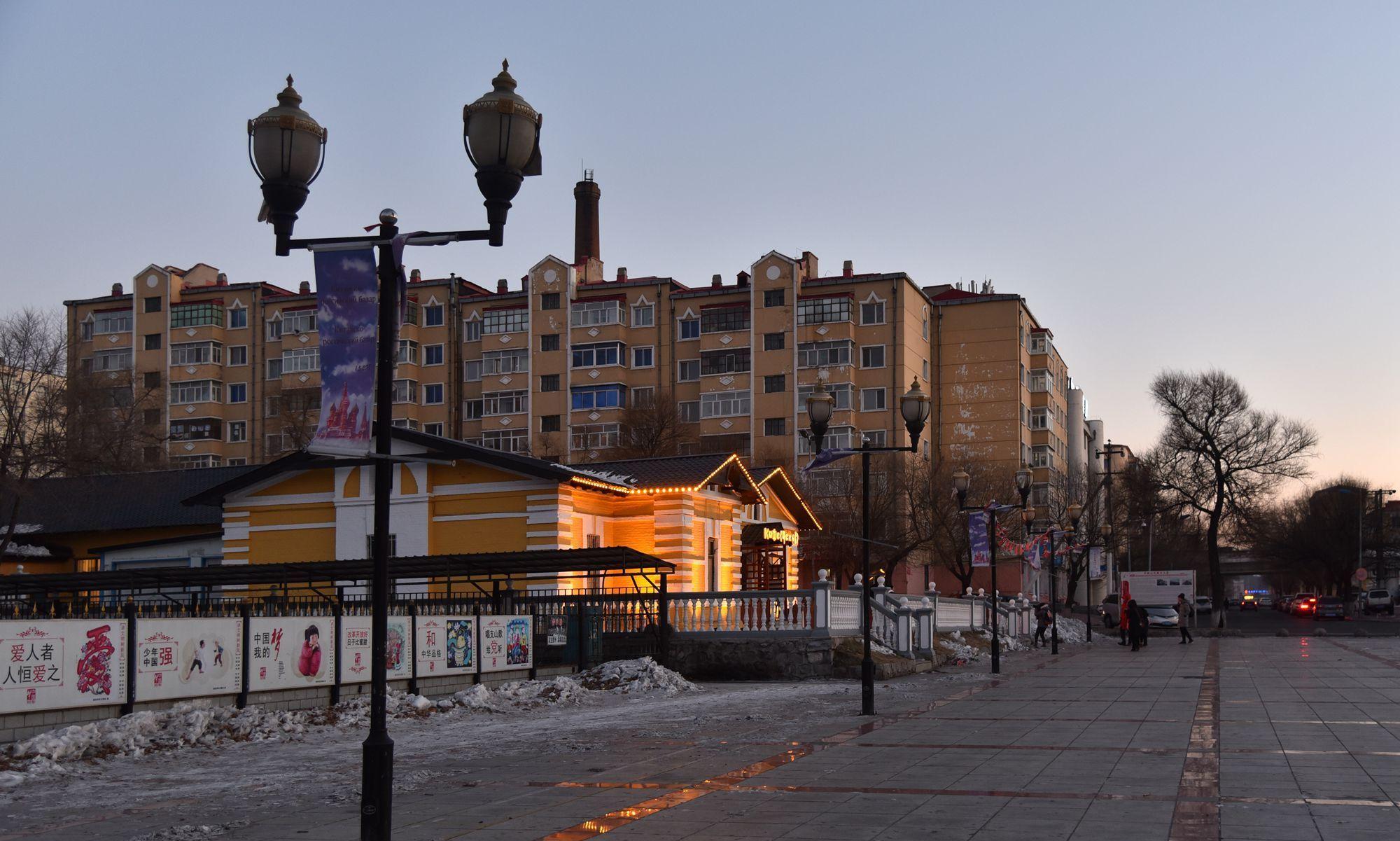 绥芬河有家咖啡馆,与文学家契诃夫同名,会是啥样?
