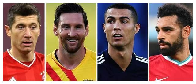FIFA公布3大奖项:利物浦6人,5冠王3人,梅西C罗恐无缘