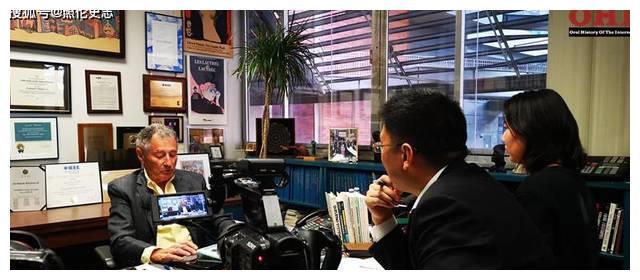 【OHI访谈手记】在互联网诞生地访谈互联网之父伦纳德·克兰罗克