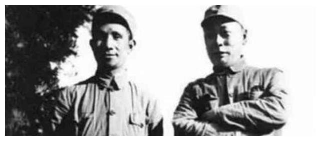 """我军的一对""""黄金搭档"""",粟裕为什么不愿和陈毅分开?"""