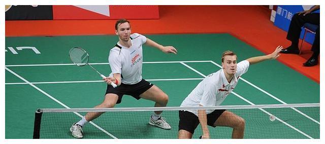 告别奥运 丹麦男双名将彼得森宣布将于今年汤姆斯杯后退役