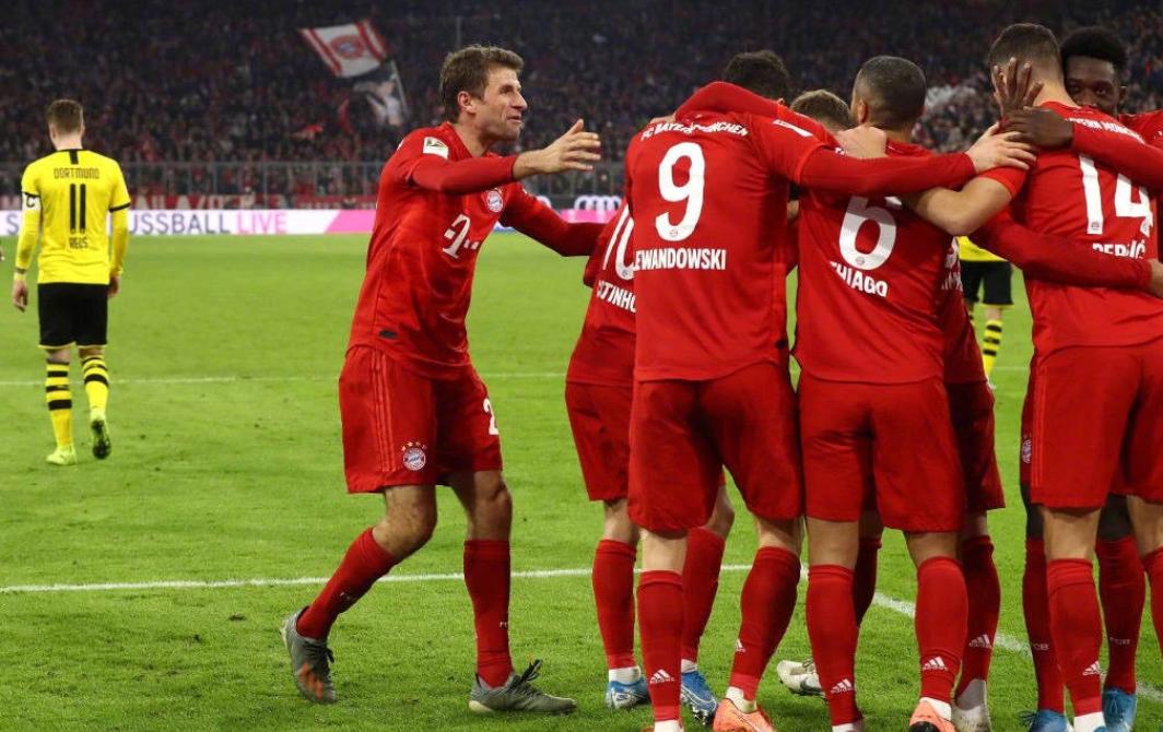 拜仁慕尼黑俱乐部所有球员、全体董事会与监事会成员决定减薪20%