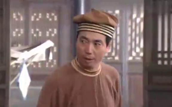 武林外传:老邢来客栈神经兮兮的,老白开玩笑,结果被吓一跳!