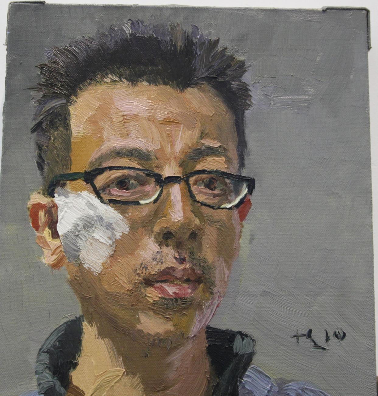 从中国美院、中央美院最具代表性的油画家作品看两校的录取风格