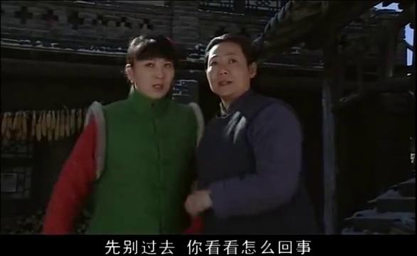 小姨多鹤:张媒婆说亲遭人嫌,姜武:别啥破烂剩女都往咱家送
