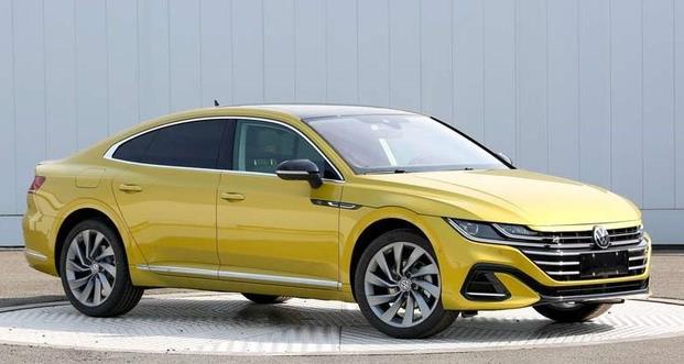 最美大众车型将于10月31日开启预售