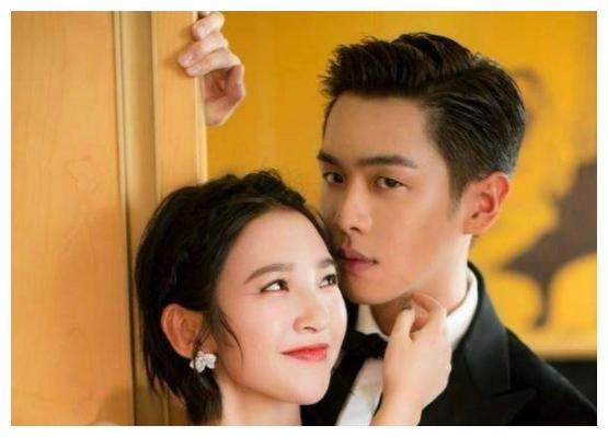 结婚后的张若昀和陈晓:一个让人羡慕,一个让人同情