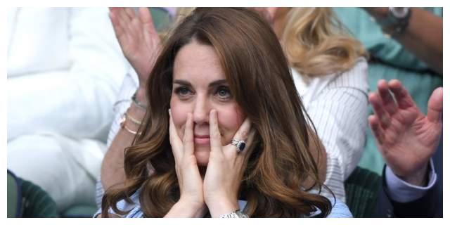 """身为未来王妃的凯特,也有尴尬的时刻,看下她的""""社会性死亡"""""""