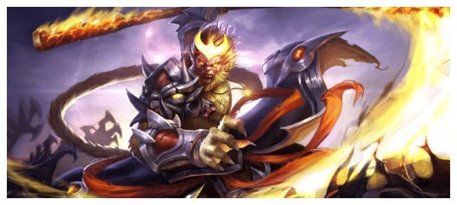 王者荣耀:孙悟空比李白强多了,为何还被玩家称为无脑猴