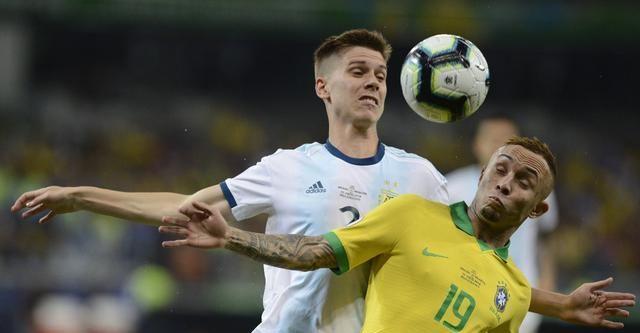 巴西队2-0阿根廷获胜 梅西真的老了吗?