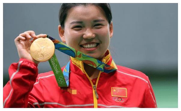 张梦雪在里约奥运会上精彩表现,有所突破,拿到金牌为国争光