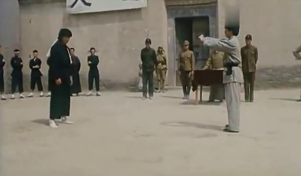 武打片:日寇武士自不量力设擂台,各路功夫高手纷纷应战,打的好