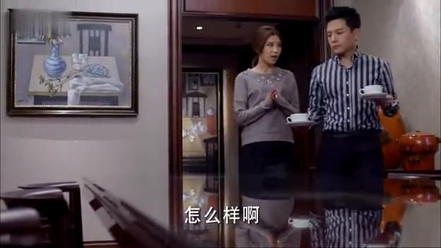 张杨果而和百克力这对恩爱夫妻,在电视剧中配合也这么默契