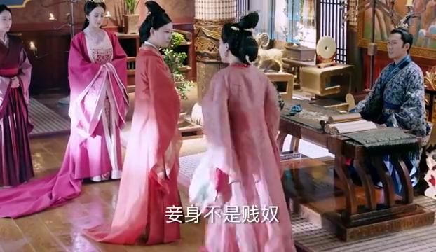 冯氏欺负般若行,但王氏不是她能对付的