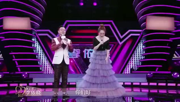 李依晓又玩起了曼娘!这样唱好美
