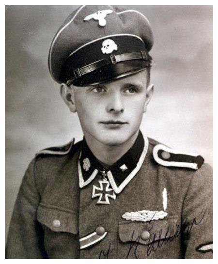这个纳粹军官口碑极好,战后却被起诉时,盟军集体提出抗议