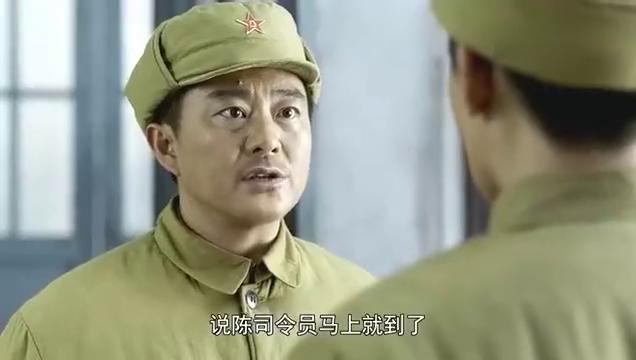 陈赓去功德林看黄埔军校校友,只是国军首长现在都是战犯
