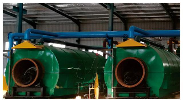 废旧轮胎炼油过程中产生的废水、废气怎么处理?
