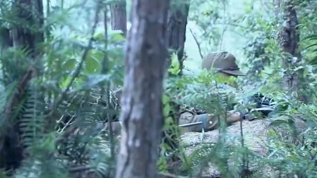 雪豹坚强岁月第41集:鬼子大军进攻虎头山,陈怡被竹下俊俘虏