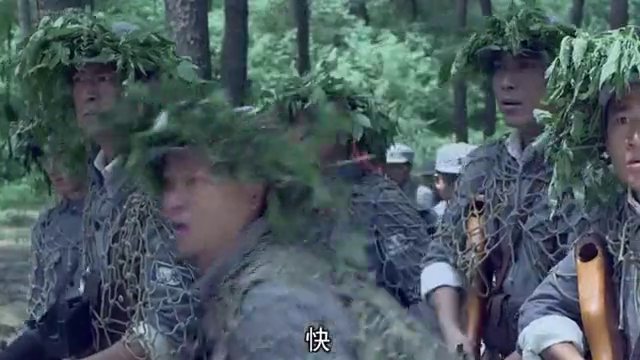 雪豹第38集:日军残忍杀害重伤员减轻负担,少佐悲痛怒抽部下
