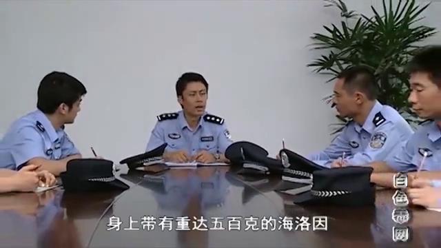 队长女友利用茶具贩毒,被抓还死不承认,警察依法执行