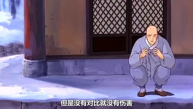 韩国催泪动画,5岁男孩被困寺庙无法离开,虔诚祈福唤来观音菩萨