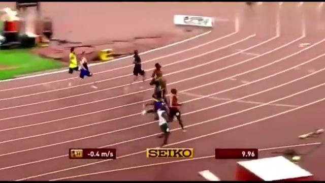 9个人跑进10秒,鲍威尔放水,助攻苏炳炳添进决赛