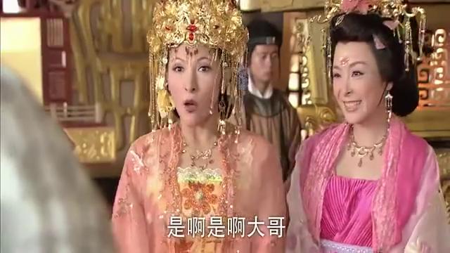 薛平贵:张伟被封王,小莲奉旨嫁给张伟,太幸福了