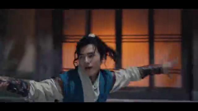 刘昊然琅琊榜之风起长林,月下舞剑,实在太帅气了